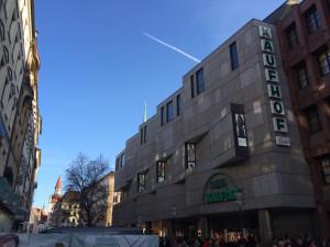 Munich Shopping