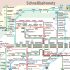 Munich subway underground metro plan