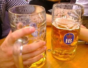 Oktoberfest Wiesn in Munich