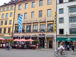 Spatenhaus Munich