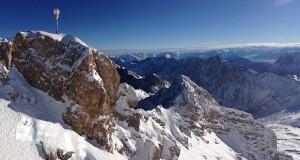 Zugspitze Alps