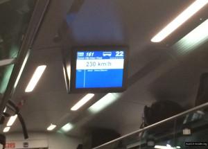 Train-inside