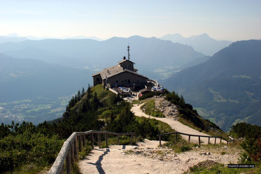 Lake Konigssee And Hitler S Retreat Eagle S Nest