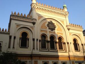Prague-synagogue