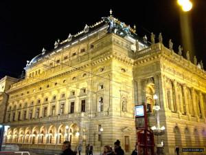 Prague-theatre