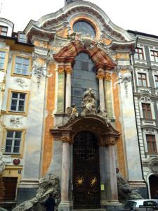 munich-Asamkirche