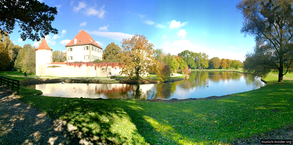 Blutenburg – A Small Hunting Castle in the West of Munich