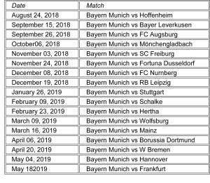 Bundesliga18-19
